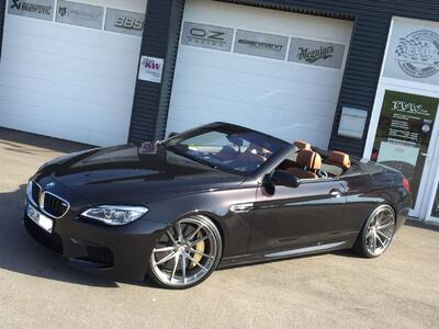 BMW M6 Cabrio F13 Competition