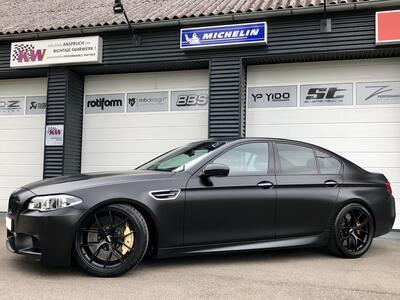 BMW M5 F10 Competition