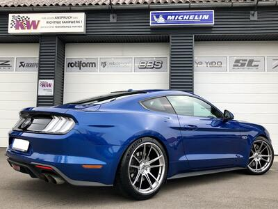 Ford Mustang GT Facelift