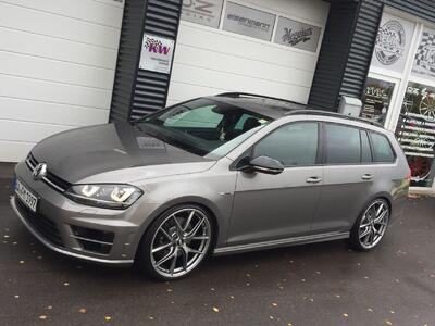 VW Golf 7R Variant