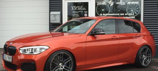 bmw tuning in crailsheim bei ansbach tvw car design. Black Bedroom Furniture Sets. Home Design Ideas