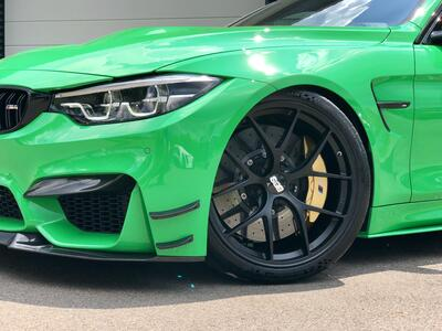 BMW M4 Competition RACE