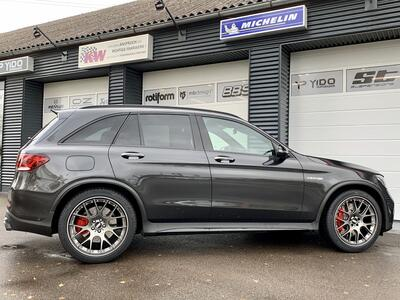 Mercedes Benz GLC AMG 63s