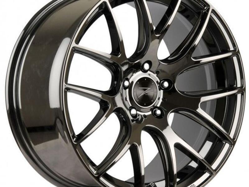 ZP.01 Concave  Black Chrome