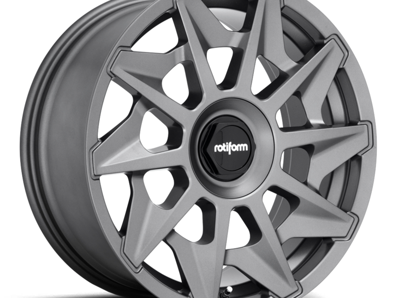 Rotiform CVT anthrazit