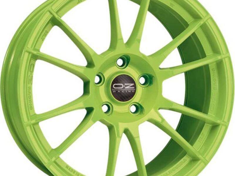 ULTRALEGGERA HLT - Acid Green
