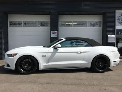 Ford Mustang GT Cabrio 5.0