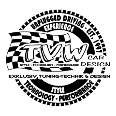 TVW CAR DESIGN Exklusiv Tuning & Technik - Logo