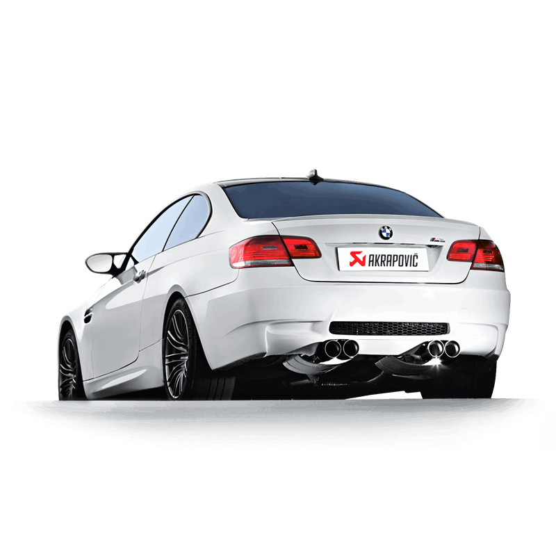 BMW M3 (E90, 92, E93) Slip On