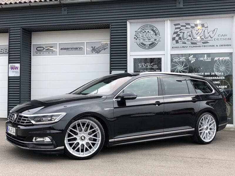VW Passat R 4 Motion